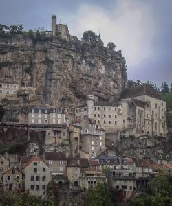 Qui a construit Rocamadour ?